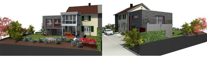 ST_13_Architekt_Architektur_CAD_Hochbauzeichner_archicad_Dienstleistung_BIM_Fachrichtung_3D_3Dimensional_Schnitte_Grundrisse
